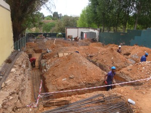 Reinforcing Steel for Foundations