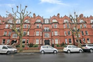 A Maida Vale Mansion Block.