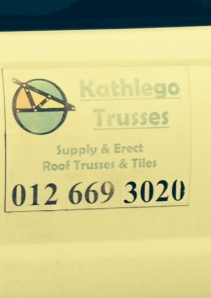 Kathlego Trusses - Thinking Ahead.
