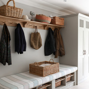 I love this Mudroom found on Houzz.