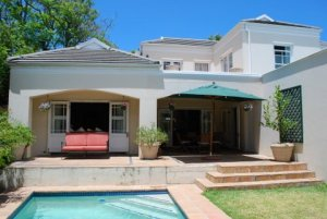 Cape Town house.
