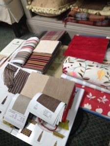 Looking at Fabrics