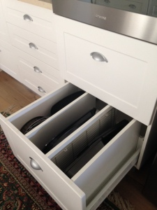 Baking Tray Drawer